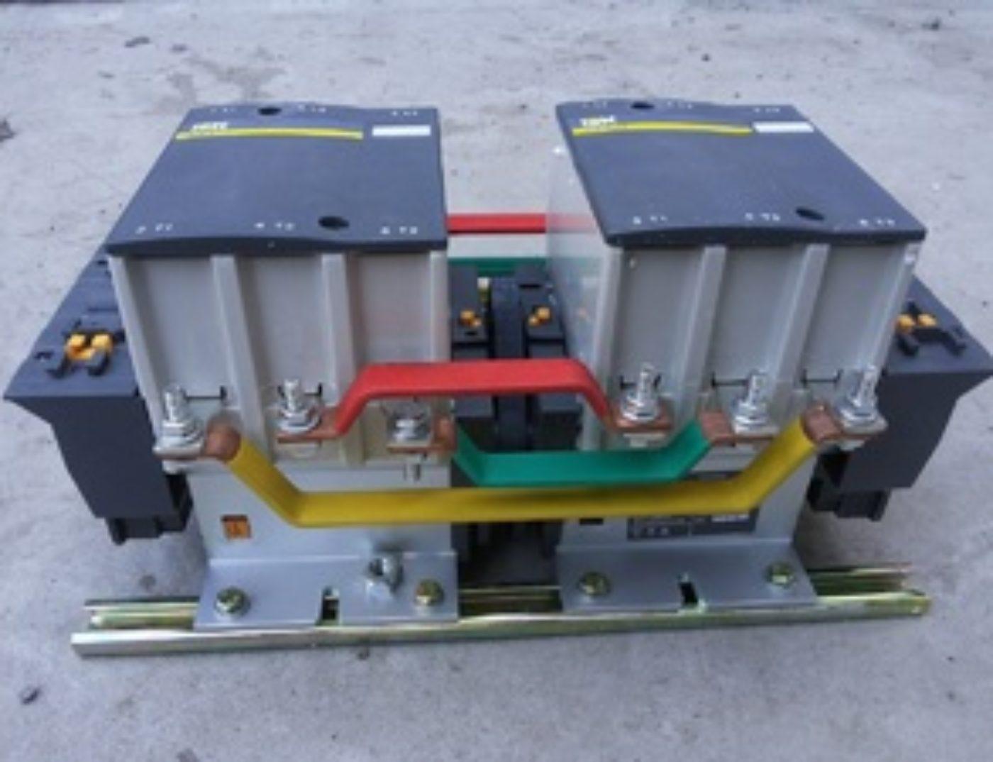 Электромагнитный реверсивный пускатель: виды устройств и принцип работы
