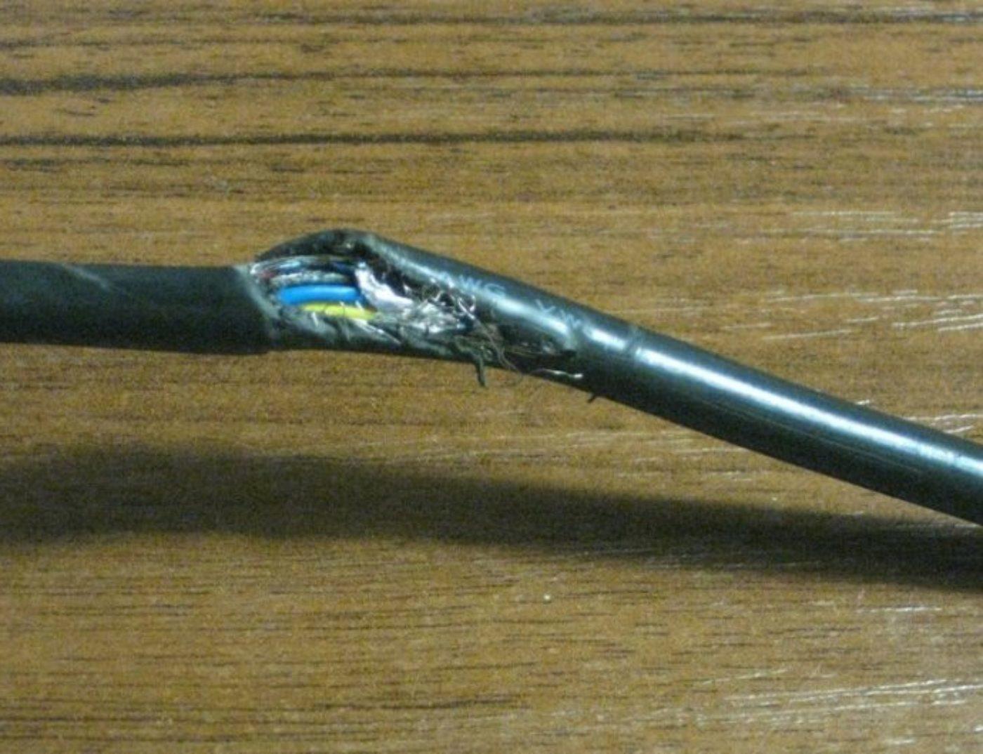 Как починить интернет кабель: ремонт провода в домашних условиях