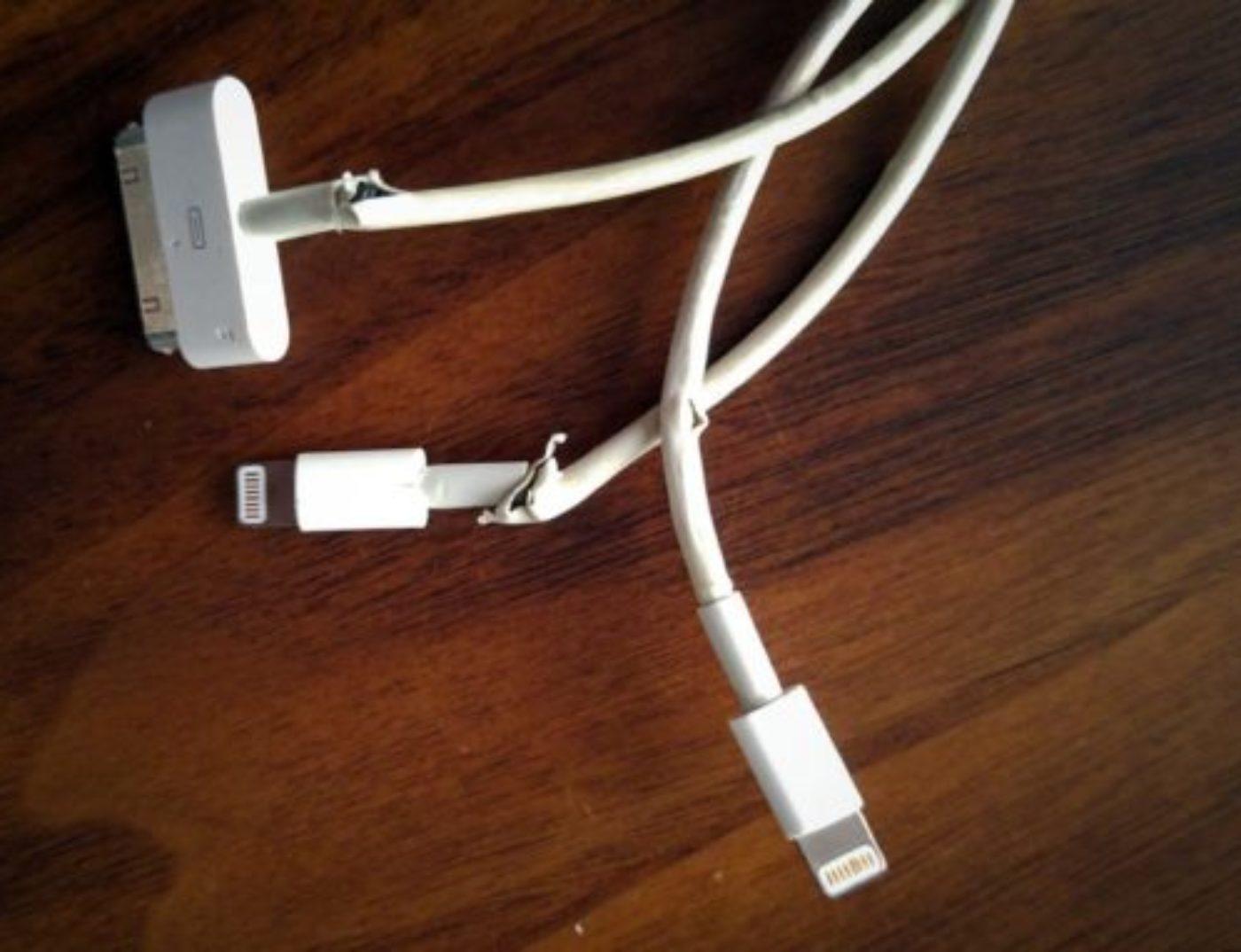 Как починить провод от Айфона: ремонт шнура от зарядки, iPhone 5, 6 и другие модели