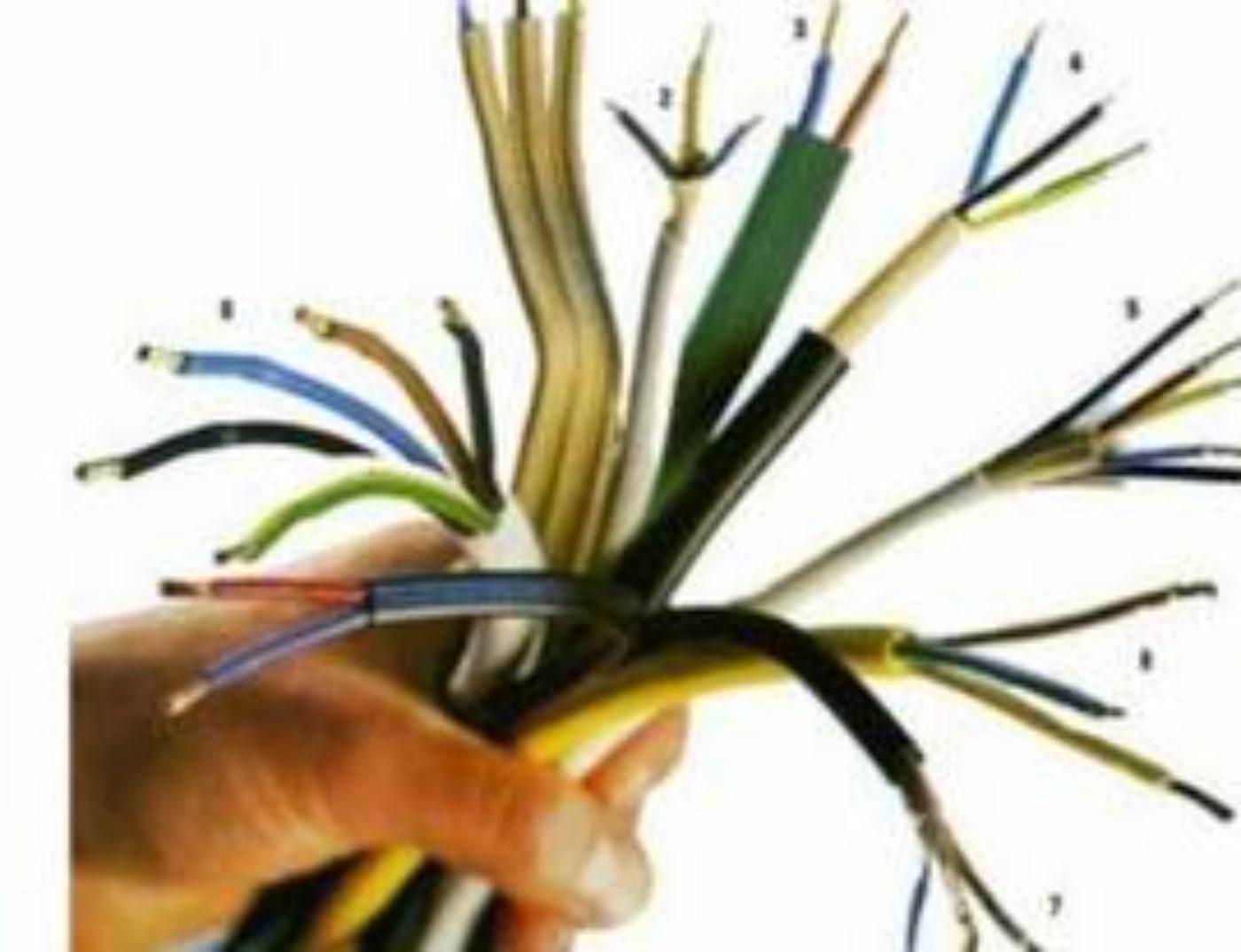 Разновидности и характеристики электрических проводов, предназначенных для внутренней проводки